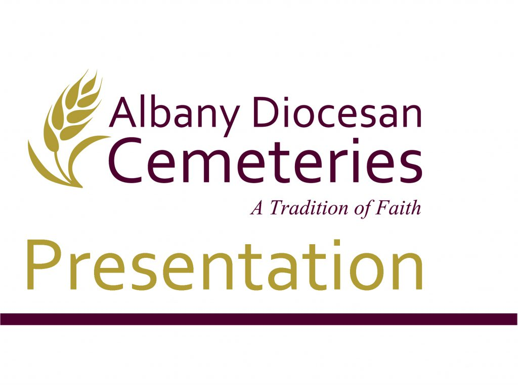 Albany Diocesan Cemeteries Presentation