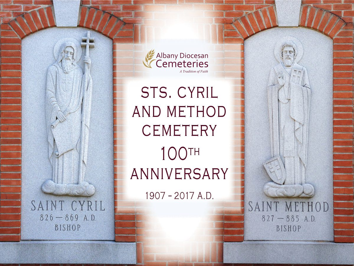 Sts. Cyril & Method Cemetery 100th Anniversary Commemorative Mass title image