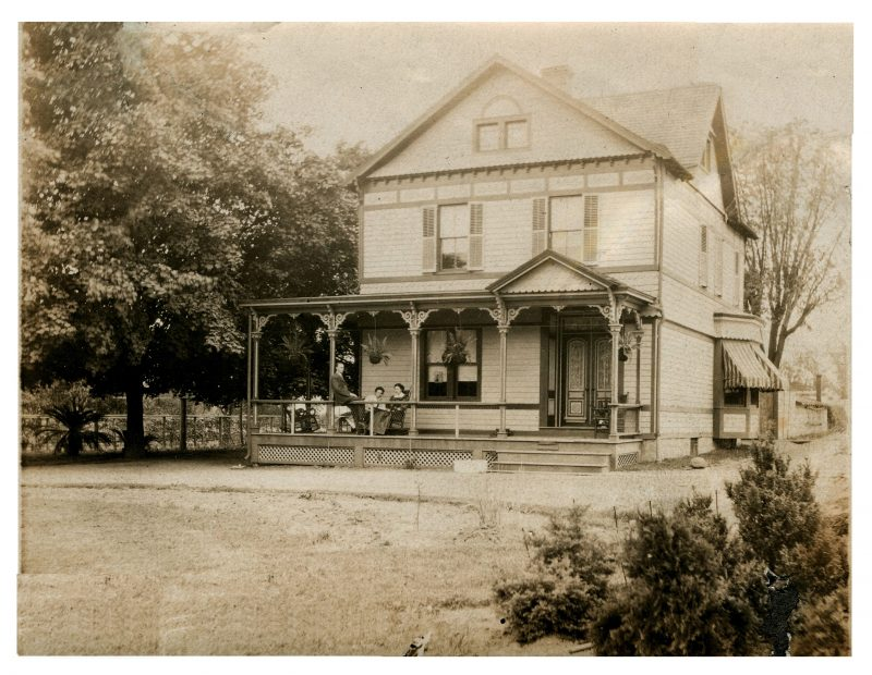 Louis Menand House, Menands, NY