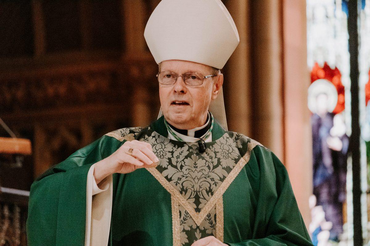 Most Reverend Edward B. Scharfenberger