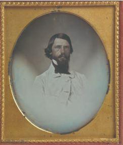 Daguerreotype of Maj. Gen. John Reynolds