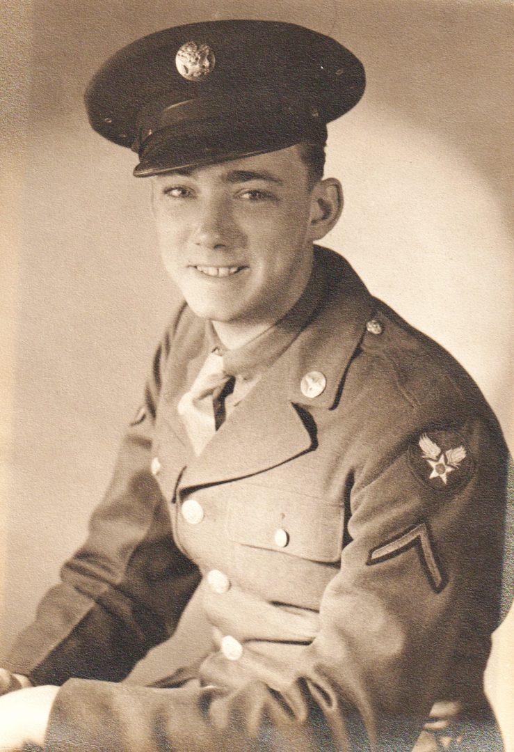John Clark, KIA 1944