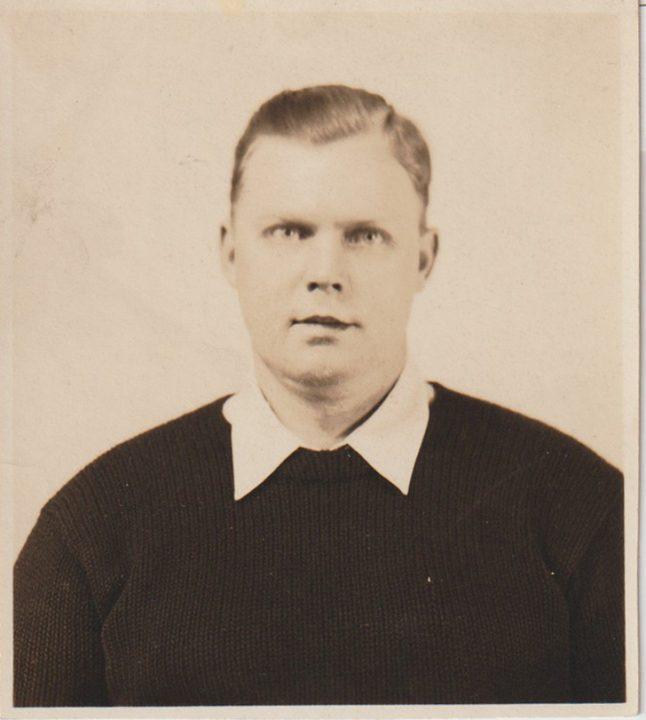 William Clark before enlisting