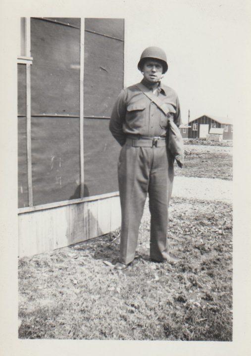 William Clark in uniform