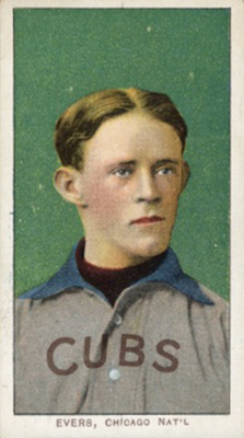 Johnny Evers Cubs