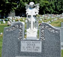 Deborah Tanski, Our Lady of Angels, Colonie