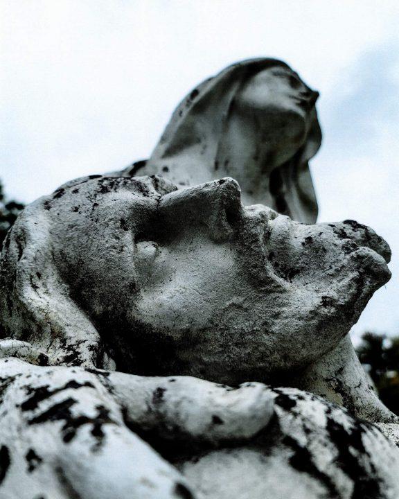 1st Place: Scott Allen, St. Jean Baptiste Cemetery, Troy