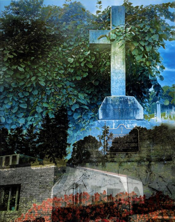 2nd Place: Rosemary Contompasis, St. Agnes Cemetery, Menands