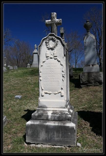 O'Sullivan daughter gravestone